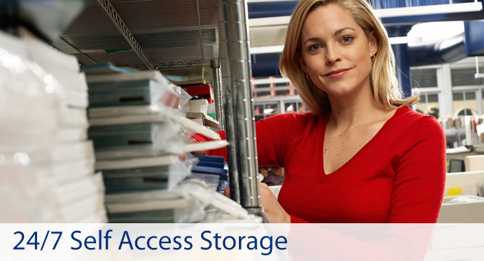 Storage Solutions for Home and Business Bromsgrove